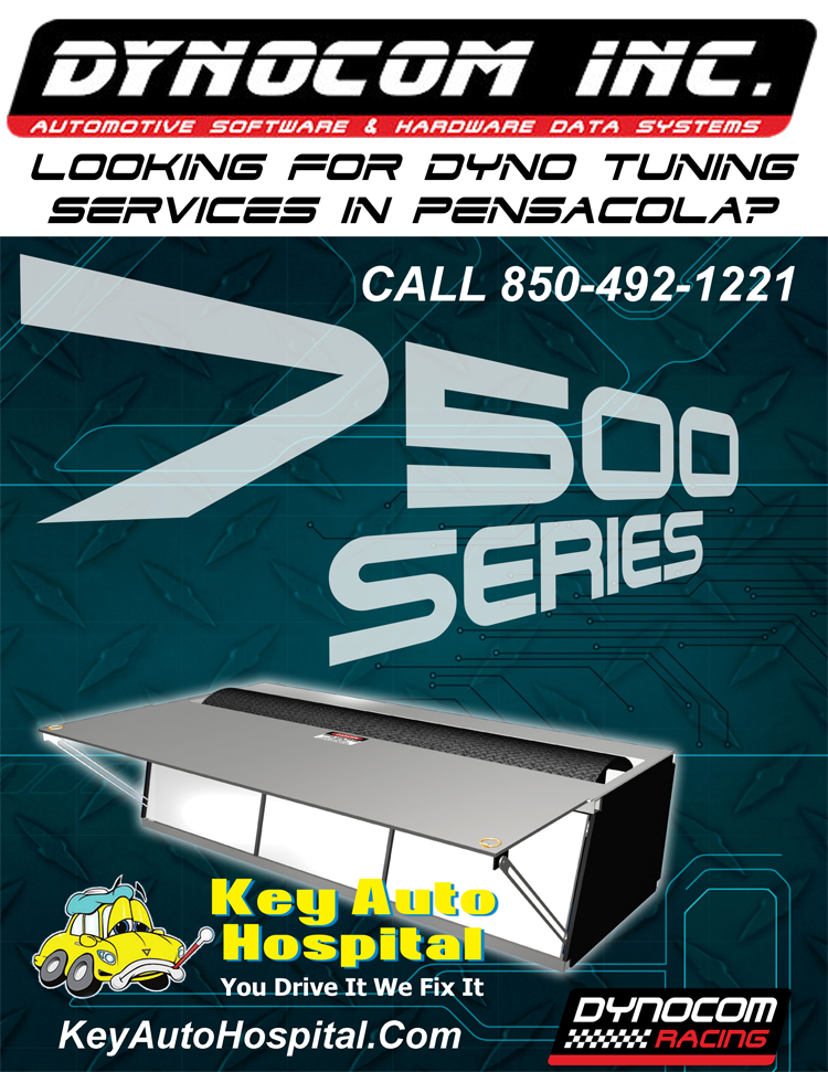 Dyno Tuning Services in Pensacola